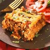 Mexican Casserole Recipes Enchilada Sauce
