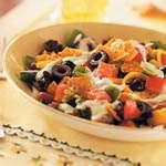 Taco Salad Recipe Nutrition Facts images