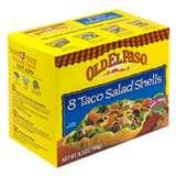 Taco Salad Recipe Nutrition Facts