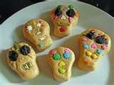 Mexican Dessert Recipes Day Of The Dead pictures