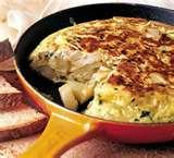 photos of Spanish Food Recipes Omelette