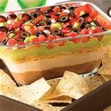 images of Mexican Dip Recipes All Recipes Com