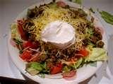 Taco Salad Recipe One pictures