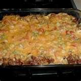 photos of Mexican Casserole Recipes Bisquick